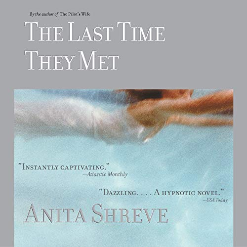 The Last Time They Met audiobook cover art