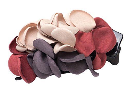 Spécial exquis Design de fleurs Hair Barrette Hair Clip