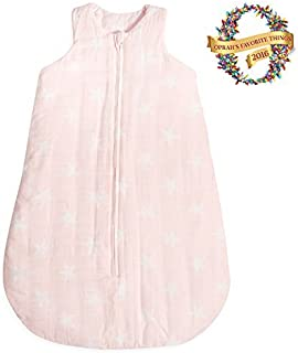 aden + anais cozy sleeping bag, grace, L