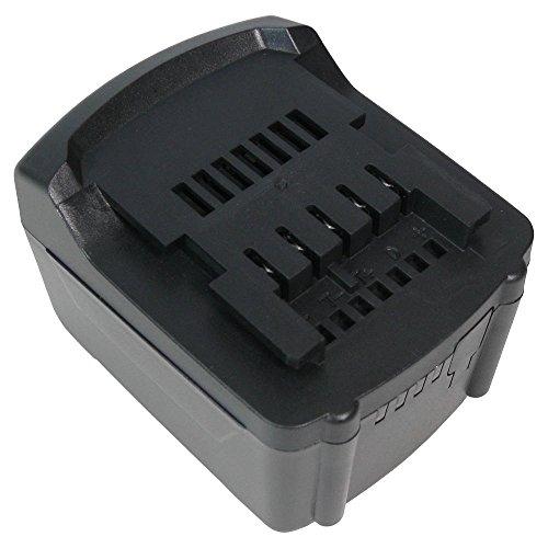 Hochleistungs Li-Ion Akku, 14,4V / 3000mAh für Metabo BS RC SB SSD SSW ULA 14.4 LT LTX Compact Impuls Quick ersetzt 6.25454, 6.25467, 6.25456, 6.25458, 6.25468, 6.25498 , 6.25526, C-98116