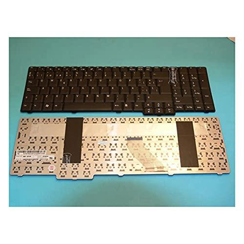 IFINGER Teclado Español Compatible con portátil Acer Aspire 5535 5535z 5735z 5737z 7100 7111 9300 New Repuesto