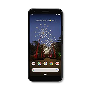 Google - Pixel 3a XL with 64GB Memory Cell Phone (Unlocked) - Just Black (B07R5CJDD7) | Amazon price tracker / tracking, Amazon price history charts, Amazon price watches, Amazon price drop alerts