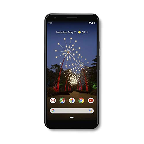 Google Pixel 3 (Clearly White)for $279 at Amazon