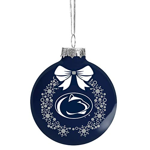 Team Color One Size FOCO NCAA Michigan Wolverines Reindeer with Sign Hanging Tree Holiday OrnamentReindeer with Sign Hanging Tree Holiday Ornament