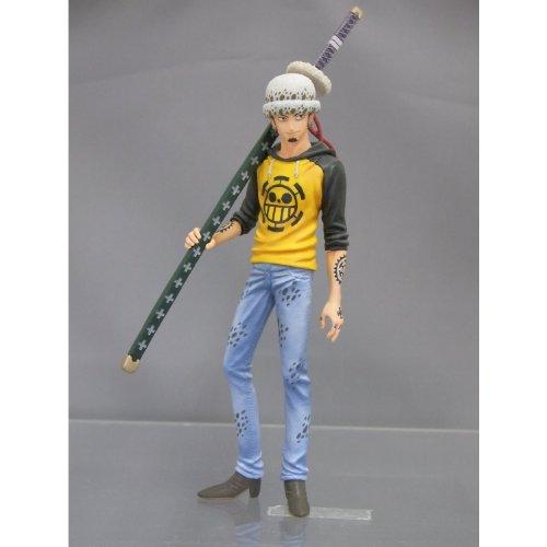One Piece Super Styling MARINE FORD Figurine: Trafalgar-Law