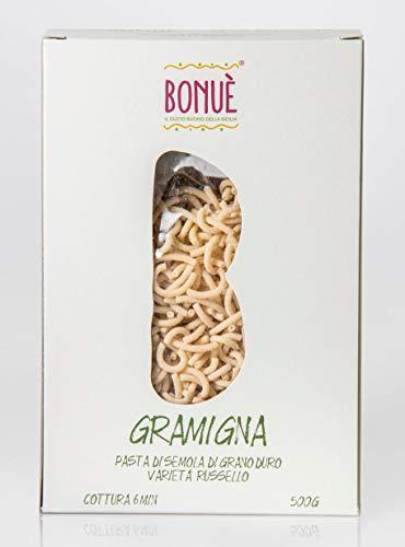 Bonuè Gramigna Russello – Pasta siciliana, 500 gr