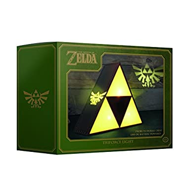 Paladone The Legend of Zelda Triforce Night Light