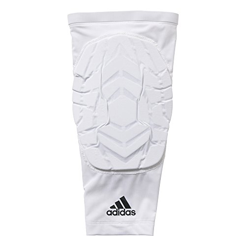 adidas Herren Graphic Knee Pads Knieschoner, White, XLT