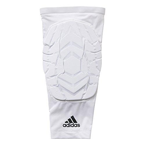 adidas Herren Graphic Knee Pads Knieschoner, White, MT