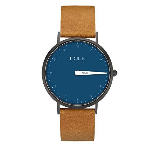 Pole Watches Reloj de Pulsera Analógico Monoaguja de Cuarzo para Mujer Esfera...