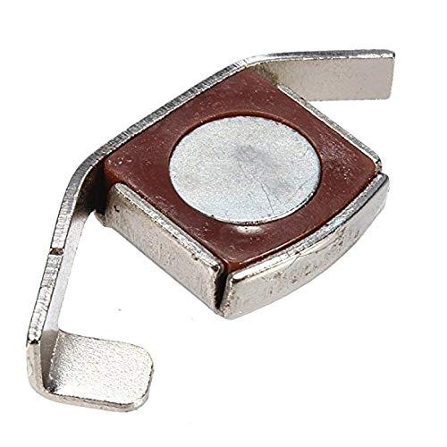 Agger 1PC Accesorios Máquina magnética guía de Costura Gauge Presser Coser prensatelas Imán de Costura