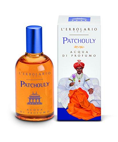 L Erbolario Patchouly Eau de profumo, 1 pacchetto (1 x 50 ml)