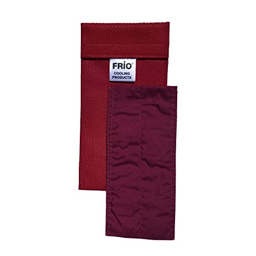 Frio Cooling Wallet - Duo - Red - Keep Insulin Cool...