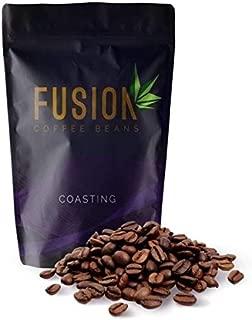Fusion Coffee Beans COASTING (8oz Whole Coffee Beans)