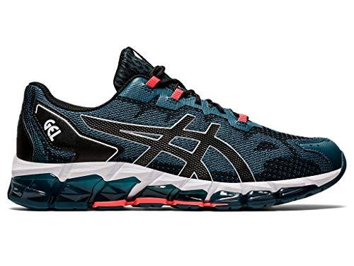 ASICS Zapatos Gel-Quantum 360 6 Hombre 13M Magnético Azul/Negro