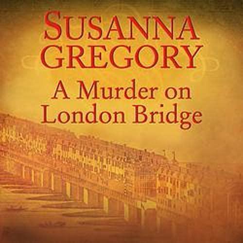 A Murder on London Bridge cover art