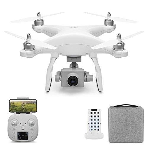 XuBa WL/Toys XK X1 Drohne GPS 5G WiFi FPV Drohne mit Kamera 1080P 2-Achsen selbststabilisierender kardanischer Quadrocopter (17 Minuten Flugzeit) US-Vorschriften 1 Batterie Halloween