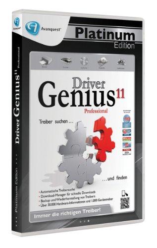 Preisvergleich Produktbild APE Driver Genius 11 Professional