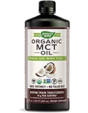Nature's Way MCT Oil Potency