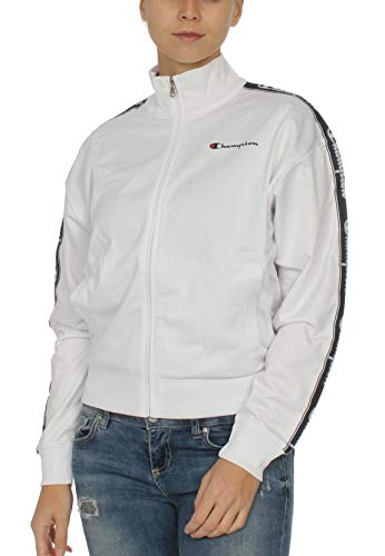 Champion Chaqueta para Mujer Blanco 111978WW001