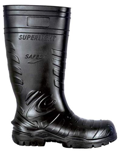 COFRA 00060-001.W44 Zapatos de seguridad Safest S5 Ci SRC, talla, color negro, 44 EU