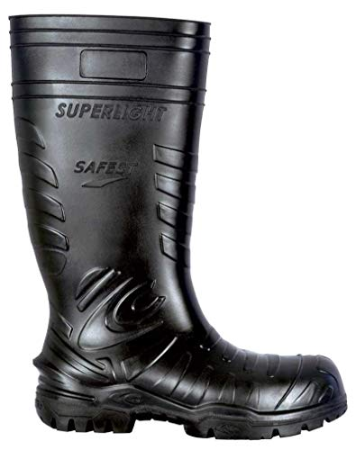 Cofra 00060-001.W42 Safest S5 Ci SRC - Zapatos de seguridad (talla 42), color negro