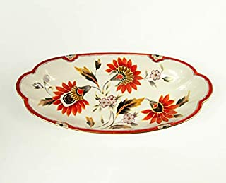 noritake hand painted bowl made in japan
