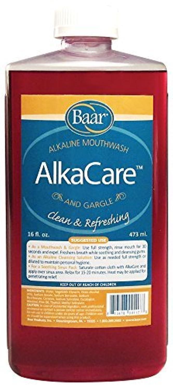 メガロポリス平和人物AlkaCare Mouthwash & Gargle, 16 Oz. [並行輸入品]