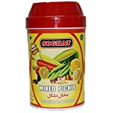 Soghat - Mixed Pickle - Encurtido de Verduras - Ideal para Cocinar o Untar - Producto de Filipinas 1 Kilogramo