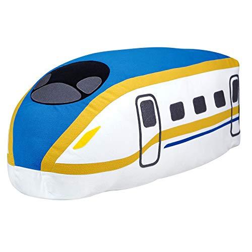 カナック企画 新幹線ふとんdeクッション(布団収納カバー) (E7系かがやき(北陸新幹線) かがやき(青)
