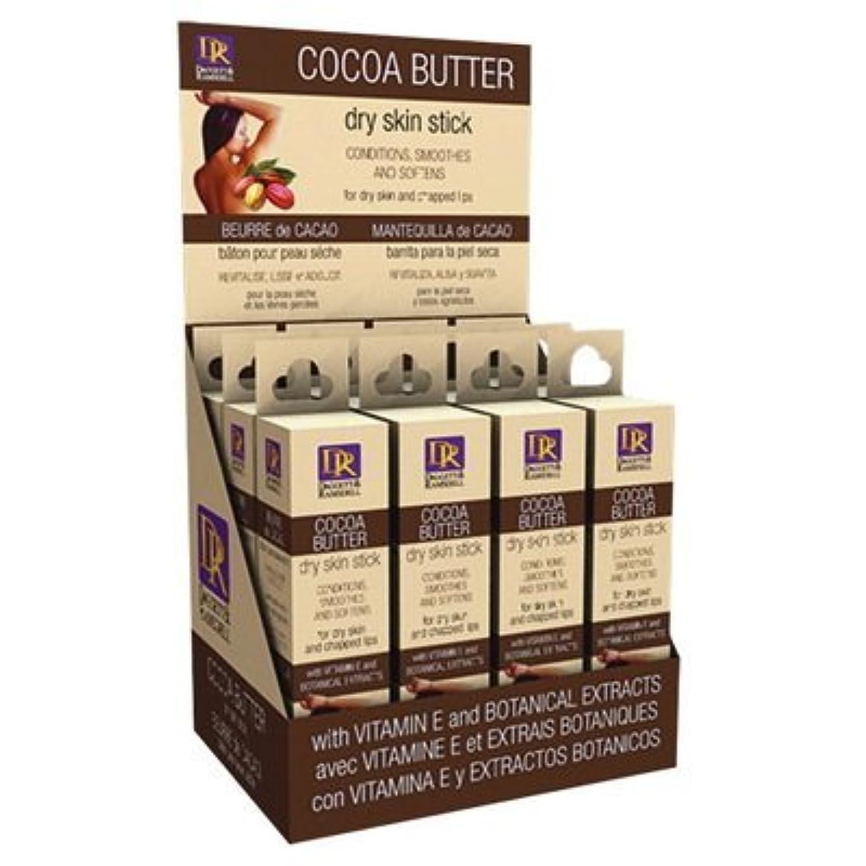 見積りアラブサラボできたDaggett & Ramsdell Cocoa Butter Dry Skin Stick 14 ml (Pack of 12) (並行輸入品)