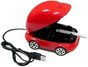 Mini-voiture cendrier aspirateur de fumée USB accessoire fumeur mégot cigarette