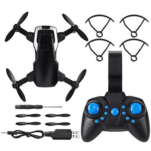 Dancal S15 Mini Folding Drone Air Pressure Set Height Children RC Drone Quadcopter Toy(30W WiFi)