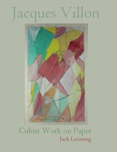 Jacques Villon-Cubist Work on Paper