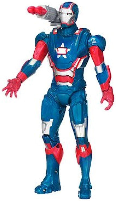 Marvel Iron Man 3 Avengers Initiative Arc Strike - Iron Patriot [UK Import]