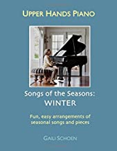 Upper Hands Piano: SONGS OF THE SEASONS: Winter