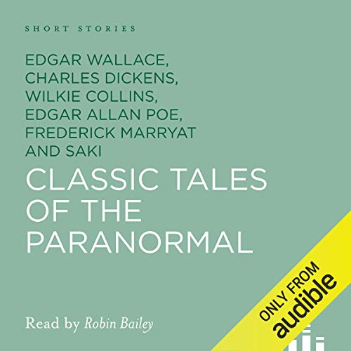 Classic Tales of the Paranormal audiobook cover art