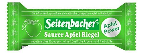Seitenbacher Saurer Apfel-Riegel, 12er Pack (12 x 50 g Packung)