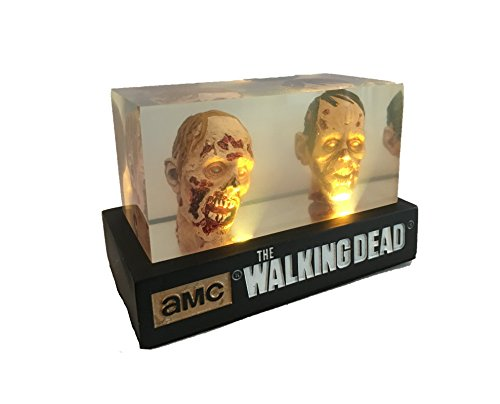 The Walking Dead LED Zombie Paperweight