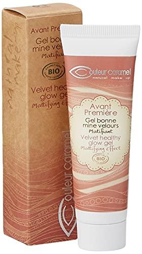 Gel Bonne Mine Velours N°61 Sable Couleur Caramel