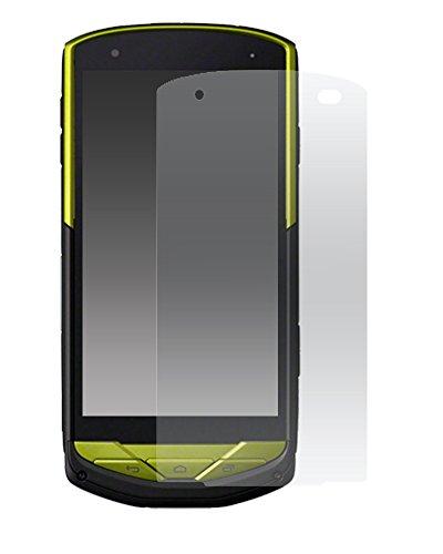 PLATA 液晶保護フィルム 京セラ TORQUE G02 KYV35 強化ガラス 画面 保護シール 【 全面 】極薄 0.33mm 透過率高め 頑丈 液晶保護 FAKYV35-GL