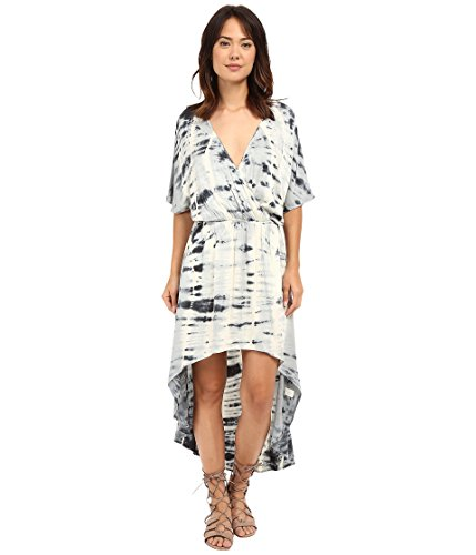 ジプシーゼロファイブ トップス ワンピース Dolman High-Low Tulip Dress Smoke 3cr [並行輸入品]