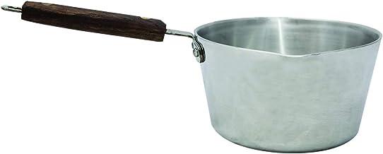 Raj Aluminum Milk Pan, RKMP06, 15 centimeter
