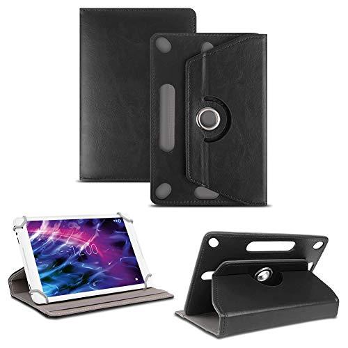 NAUC Tasche für Medion Lifetab P10612 P10610 X10311 X10302 P10400 P10506 P10505 P10325 P10356 P10326 Tablet Schutz Hülle Cover Schutz-Hülle