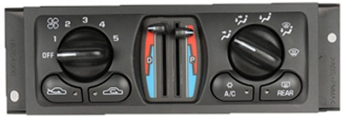 ACDelco 15-72736 Heater and Air Conditioner Control Assembly :