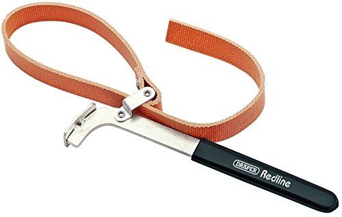 Draper Tools 68813 - Redline 100 Millimetri Olio Chiave a Nastro Filtro
