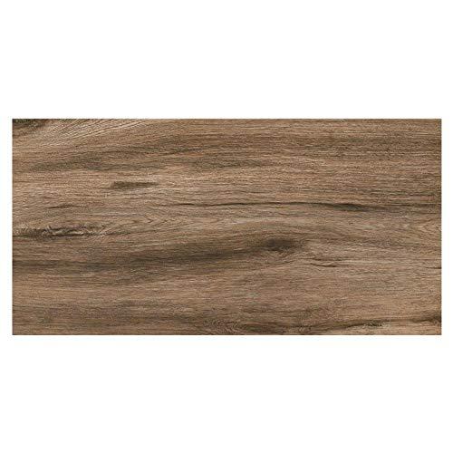 Keramik Terrassenplatten Ebenholz Holzoptik 90x45x2cm H-Wood 21,06 m²