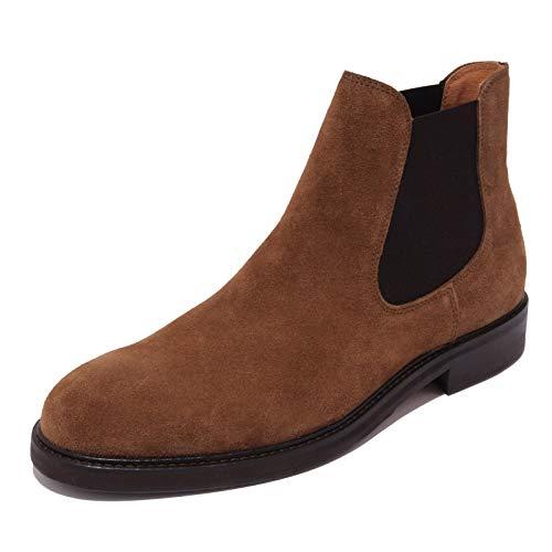 Selected 1857AC Beatles Uomo Homme Suede Vintage Chelsea Boots Men [42]