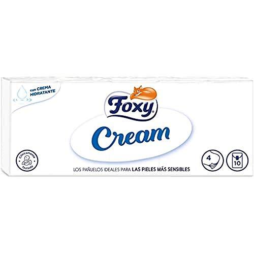 Foxy Rotoli di Carta da Cucina, Carta Igienica e Fazzoletti - 100 Gr