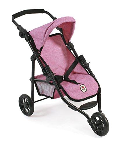 Bayer Chic 2000 612 70 Puppenwagen, pink